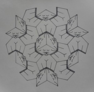 Tesselation 1196
