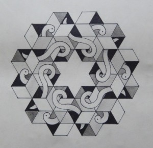 Tesselation 2391