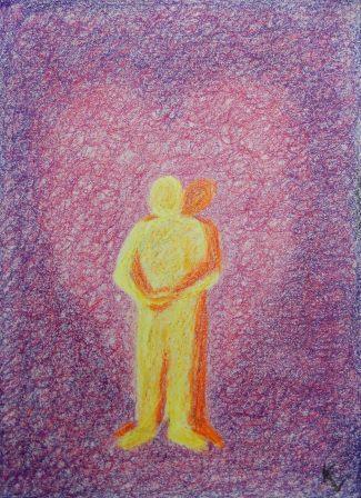 wasco / crayon 30 x 40