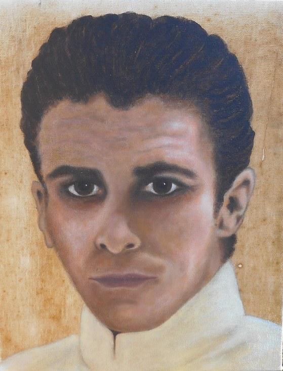 acryl op canvas 30x24