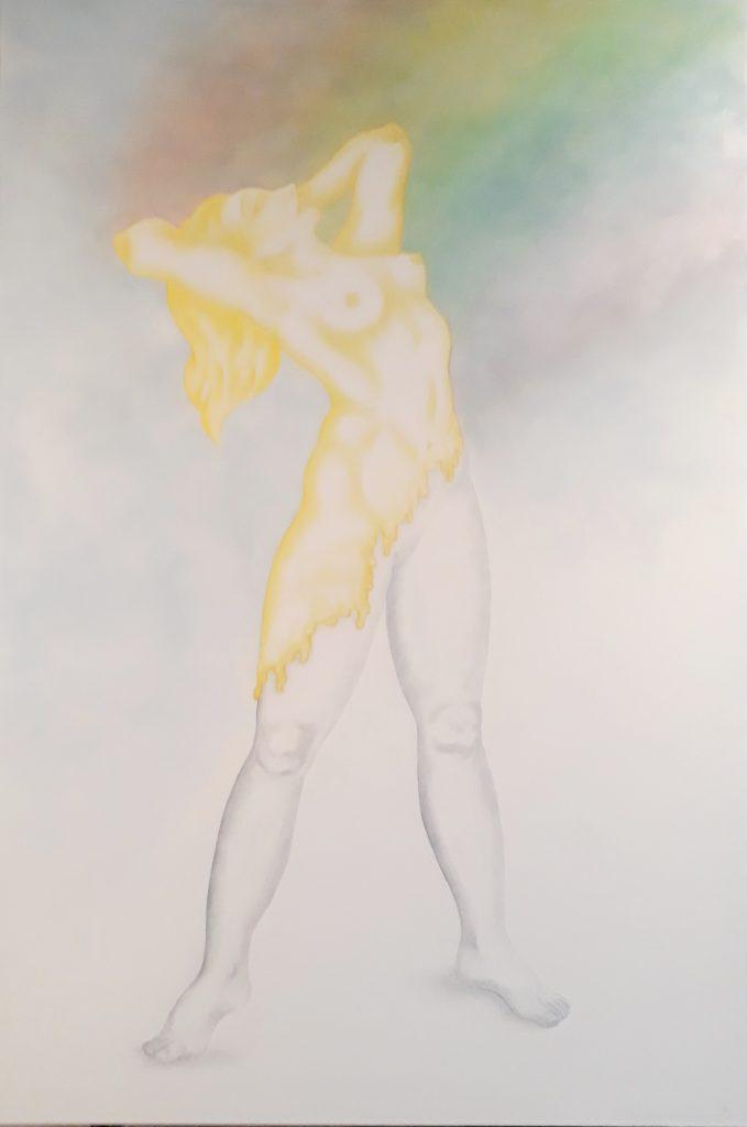 acryl op canvas 1.00x1.60
